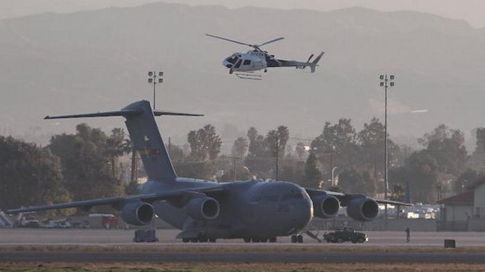 Самолет ВВС США вывез из Кабула 640 афганцев одним рейсом
