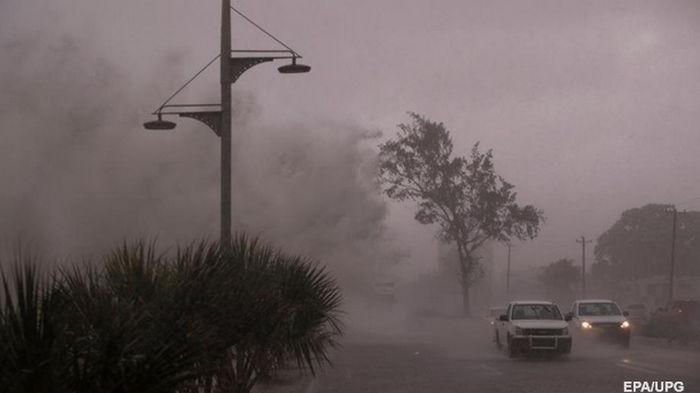 В США десятки людей пропали без вести после шторма
