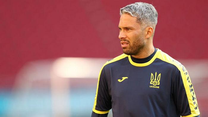 Марлос завершил карьеру в сборной Украины
