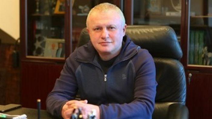 Суркис - о жеребьевке Лиги чемпионов: Динамо имеет все возможности, чтобы достойно противостоять соперникам