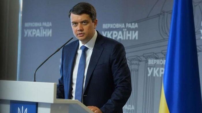 В Раде ждут отставки министров уже в начале осени