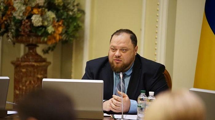 Стефанчук оценил возможность сменить Разумкова