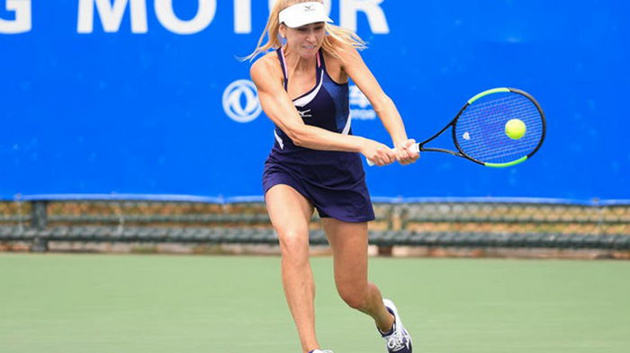 Надежда Киченок вылетела с парного турнира на US Open