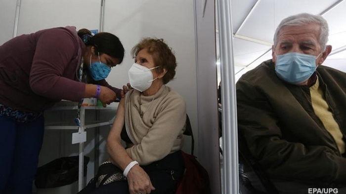 В мире сделано 5,5 млрд COVID-прививок - ВОЗ