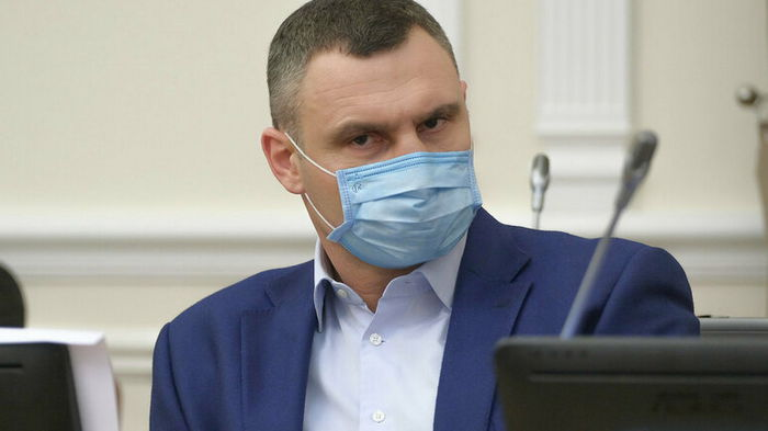 Кличко устроил разнос главам районов и управкомпаний Киева