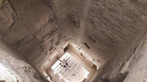 В Египте открыли для публики отреставрированную гробницу Джосера