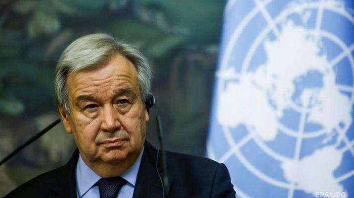 Генсек ООН призвал избежать холодной войны между США и Китаем