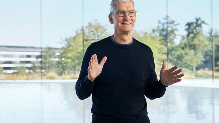 В сеть попало письмо расстроенного главы Apple