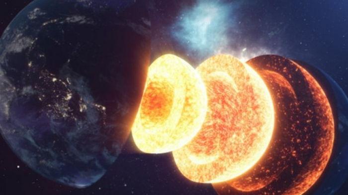 Ядро Земли может оказаться вовсе не твердым