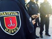 В Одессе уволили полицейских за сообщения в соцсетях